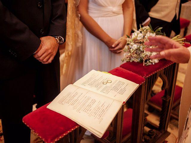 La boda de Alberto y Natalia en Villaverde De Pontones, Cantabria 18