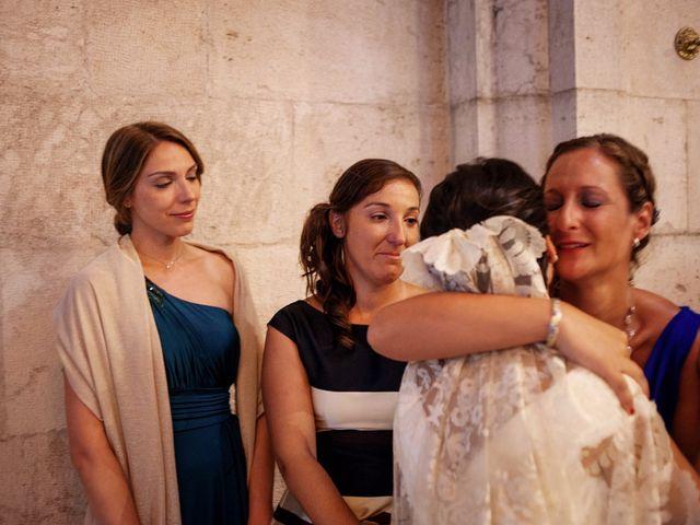La boda de Alberto y Natalia en Villaverde De Pontones, Cantabria 23