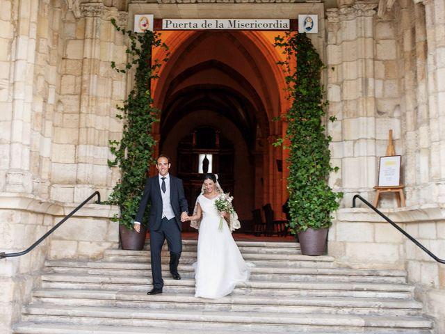 La boda de Alberto y Natalia en Villaverde De Pontones, Cantabria 26