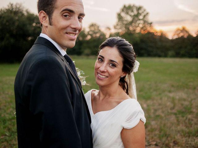 La boda de Alberto y Natalia en Villaverde De Pontones, Cantabria 43