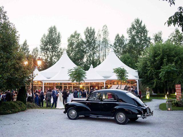 La boda de Alberto y Natalia en Villaverde De Pontones, Cantabria 46