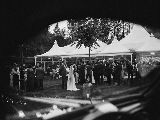 La boda de Alberto y Natalia en Villaverde De Pontones, Cantabria 47