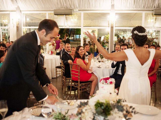 La boda de Alberto y Natalia en Villaverde De Pontones, Cantabria 66
