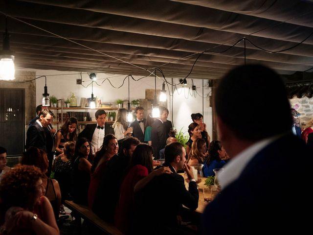 La boda de Alberto y Natalia en Villaverde De Pontones, Cantabria 72
