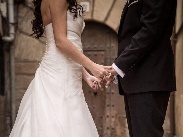 La boda de Víctor y Laura en Molina De Aragon, Guadalajara 28