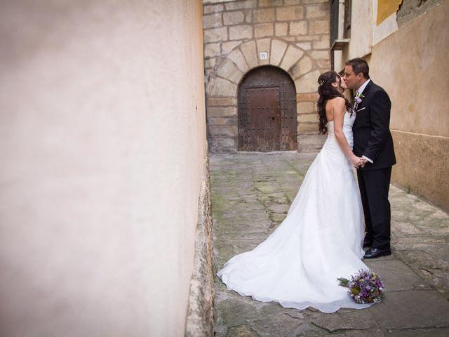 La boda de Víctor y Laura en Molina De Aragon, Guadalajara 29