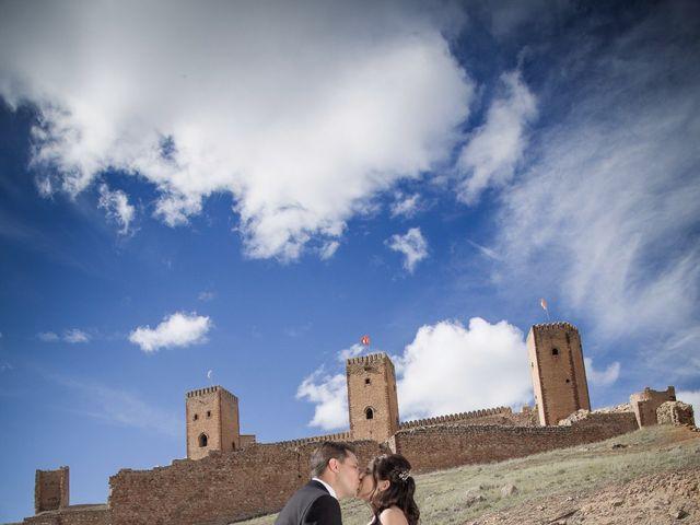La boda de Víctor y Laura en Molina De Aragon, Guadalajara 33