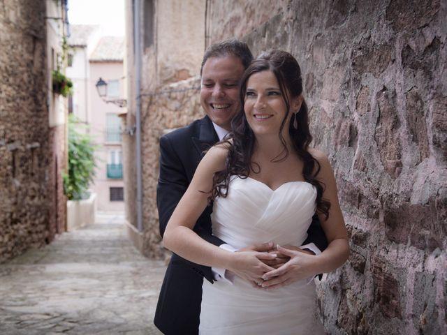 La boda de Víctor y Laura en Molina De Aragon, Guadalajara 35