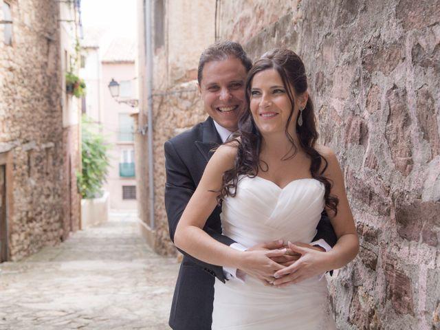 La boda de Víctor y Laura en Molina De Aragon, Guadalajara 36