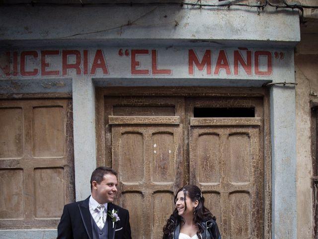 La boda de Víctor y Laura en Molina De Aragon, Guadalajara 40