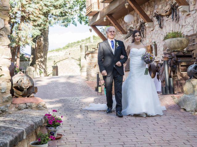 La boda de Víctor y Laura en Molina De Aragon, Guadalajara 44
