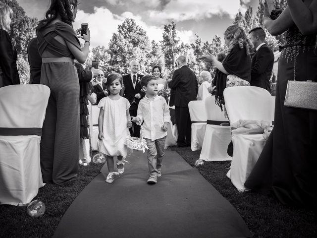 La boda de Víctor y Laura en Molina De Aragon, Guadalajara 45