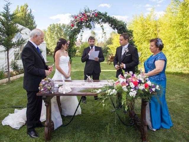 La boda de Víctor y Laura en Molina De Aragon, Guadalajara 50