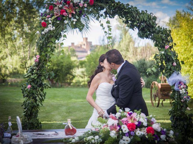 La boda de Víctor y Laura en Molina De Aragon, Guadalajara 52
