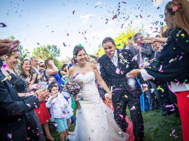 La boda de Víctor y Laura en Molina De Aragon, Guadalajara 2