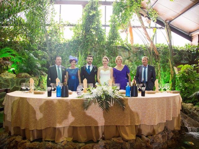 La boda de Juan y María en Venta Del Pobre, Almería 3