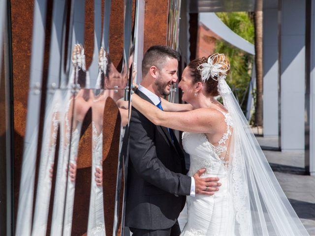 La boda de Juan y María en Venta Del Pobre, Almería 7