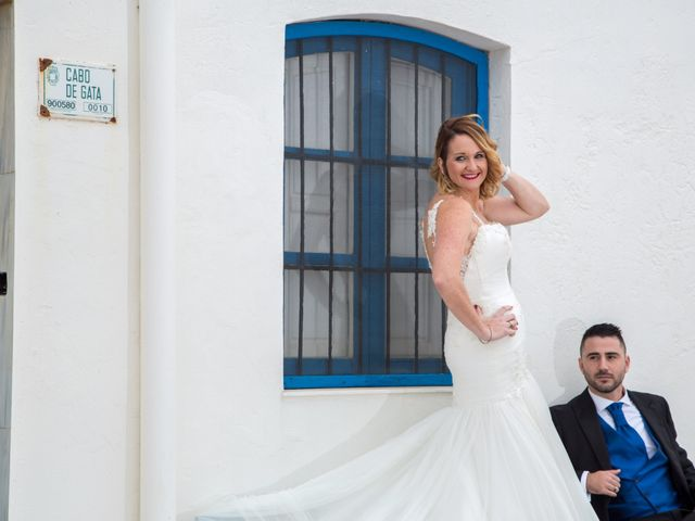 La boda de Juan y María en Venta Del Pobre, Almería 22