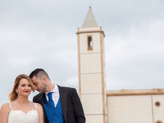 La boda de Juan y María en Venta Del Pobre, Almería 23