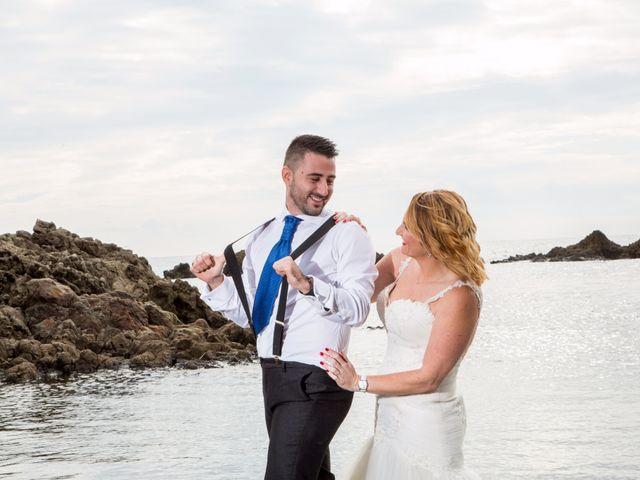 La boda de Juan y María en Venta Del Pobre, Almería 2