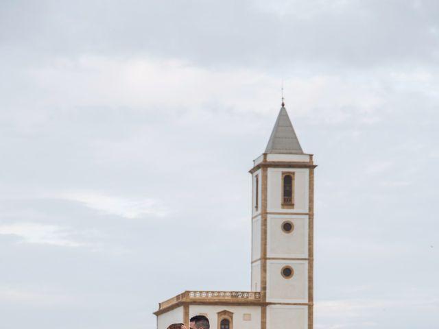 La boda de Juan y María en Venta Del Pobre, Almería 25