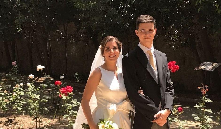 La boda de Jesús y Lidia en Granada, Granada