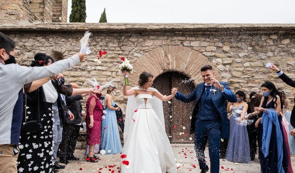 La boda de Adrià  y Susana en Santa Margarida De Montbui, Barcelona