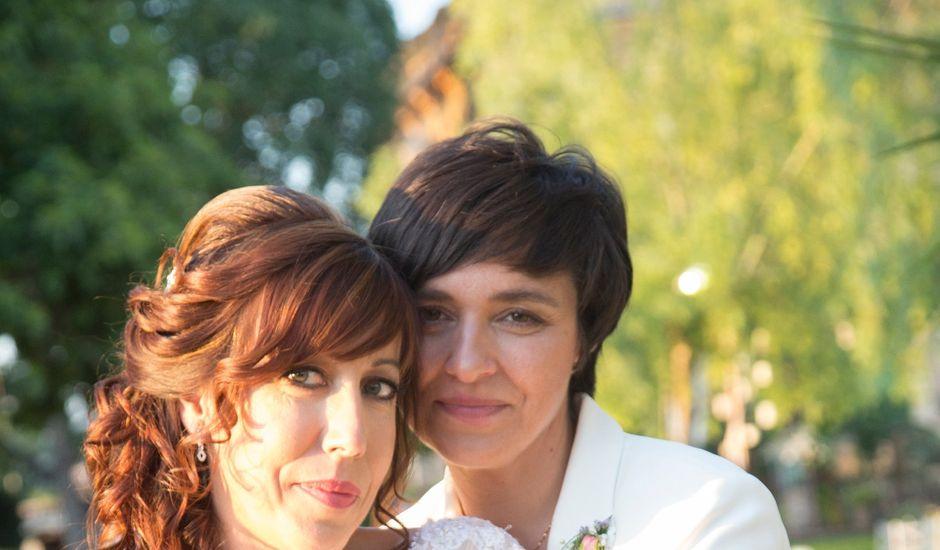 La boda de Mónica y María Dolores en Bétera, Valencia