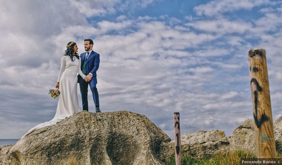 La boda de Chema y Catherine en Puente Arce, Cantabria