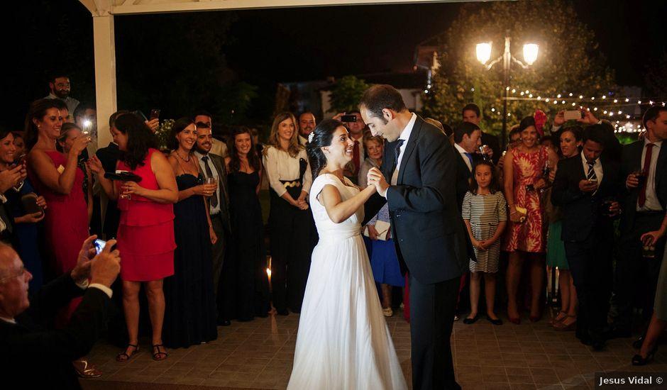 La boda de Alberto y Natalia en Villaverde De Pontones, Cantabria