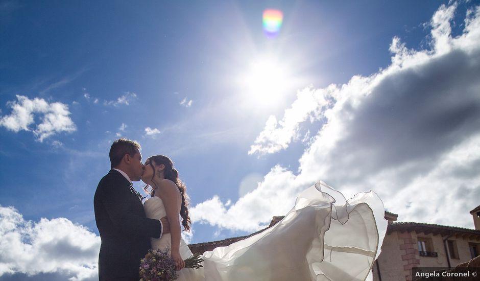 La boda de Víctor y Laura en Molina De Aragon, Guadalajara