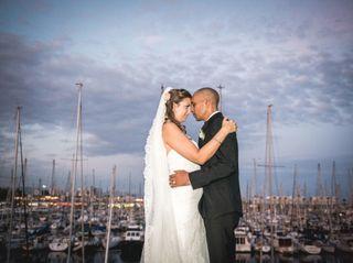 La boda de Linn y Naeem