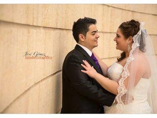 La boda de Judith y Antonio José