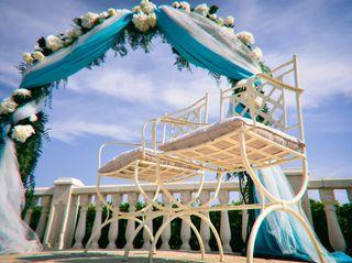 La boda de Desiree y Juanfra 1