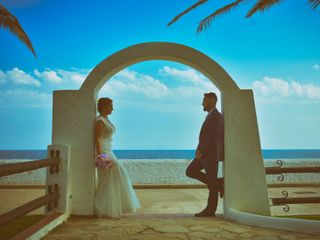 La boda de Desiree y Juanfra