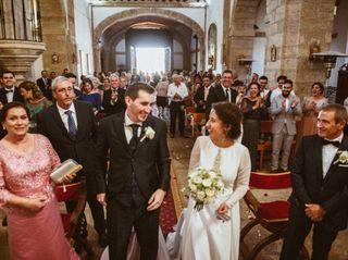 La boda de Marta y Santi 1