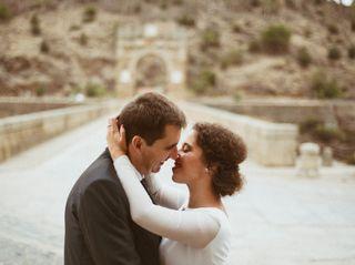 La boda de Marta y Santi