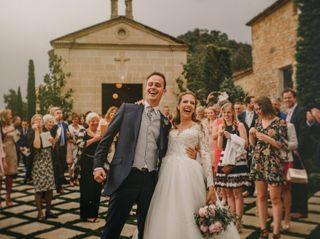 La boda de Elena y Reinier