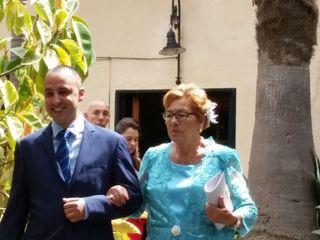 La boda de Tony y Manu 1