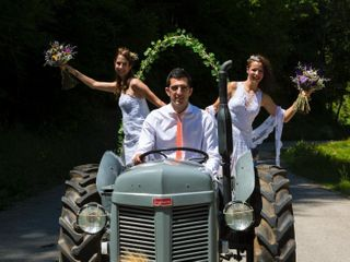 La boda de Arantxa y Laia 1
