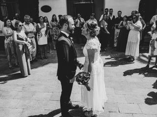 La boda de Nadyenne Muniz Rodrigues  y José Onteniente Hernández