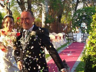 La boda de Idoia y César