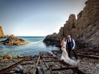 La boda de Cristina y Maxi