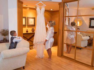 La boda de Rebeca y Edu 1