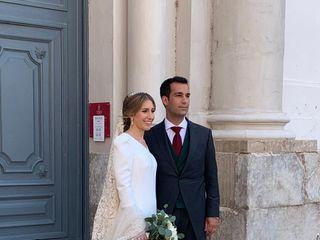 La boda de ANDREA y IGNACIO 2