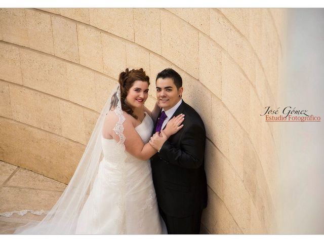 La boda de Antonio José y Judith en Murcia, Murcia 7