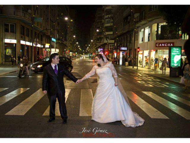 La boda de Antonio José y Judith en Murcia, Murcia 8