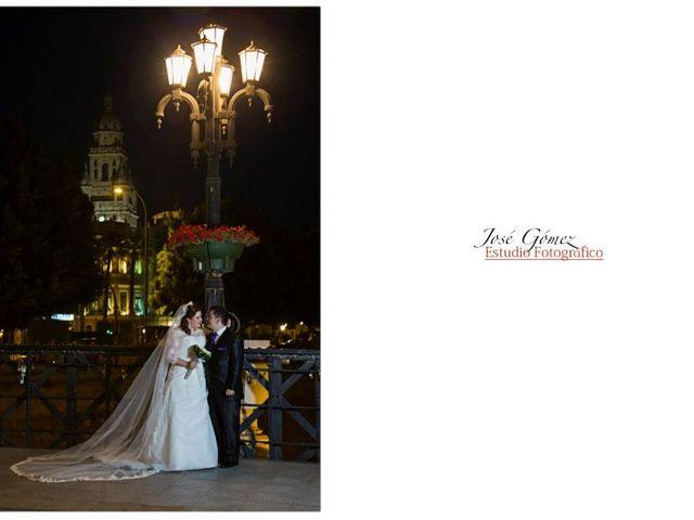 La boda de Antonio José y Judith en Murcia, Murcia 9