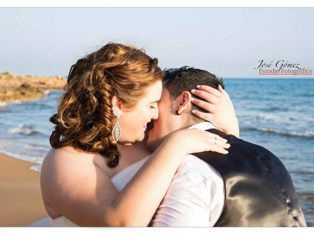 La boda de Antonio José y Judith en Murcia, Murcia 12