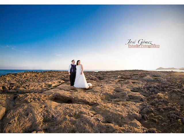 La boda de Antonio José y Judith en Murcia, Murcia 13